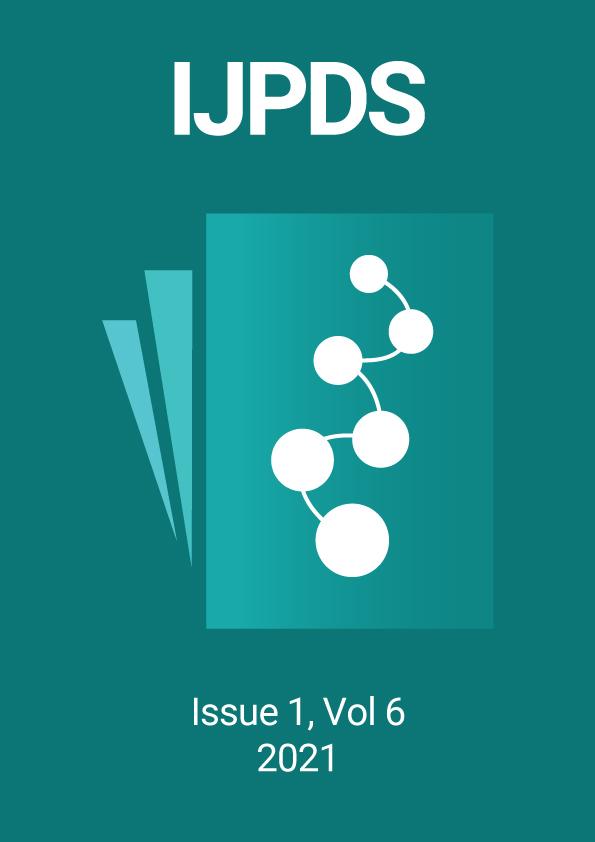 IJPDS Standard Issue Vol. 6 No. 1 (2021)